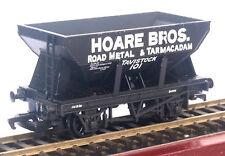 Mainline 37407 OO Gauge Hopper Wagon Hoare Bros