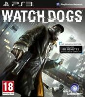 Watch Dogs PS3 MINT - Same Day Dispatch via Super Fast Delivery