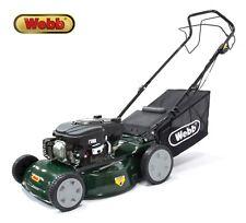 """Webb WER46SP 18"""" 135cc Self-Propelled (Self-Drive) Petrol Lawnmower + WARRANTY!"""