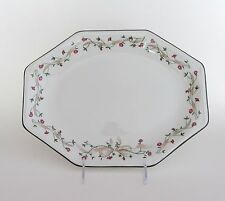 """SET of 2 JOHNSON BROTHERS ETERNAL BEAU OVAL SERVING PLATTERS 12"""" NEW"""