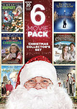 6-Film Christmas Collector's Set V.5 with Bonus MP3, Good DVD, Sid Caesar, Clori