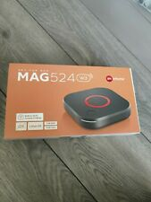 More details for  mag 524w3 + plug & play 1 month gift