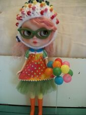Rare Designer THE FUTURE Blythe Doll Dress Awesome Colors! Kawaii Colorful!