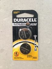 Duracell 2032 Lithium Batteries        (twin pack)