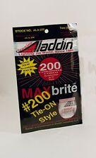 Aladdin ALA-200 MAXbrite Coleman #21 Lantern Mantle, 2 per pack