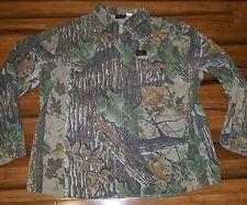 Flint River 2 Pocket Camo shortsleeve shirt vented Outdoor Wear 3xl XXXL hunting