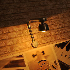 ISAAC Wall Light. 20% VAT inc. Picture light Industrial Vintage Retro CE MARKED