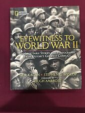 National Geographic Books, Eyewitness To World War ll