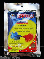 Food Betta Floating Pellets High Protein Color Spirulina Chitosan Calcium 100 g