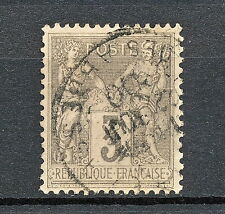 ZZBA 087 FRANCE 1880 USED MICHEL 77