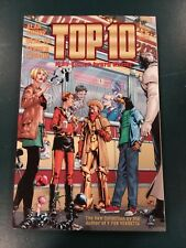 Top 10: Book One by Alan Moore (2000 Trade Paperback)