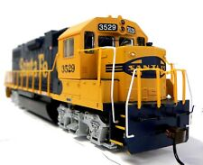 HO Scale Model Railroad Trains Engine Santa Fe GP-38-2 Locomotive DCC & Sound