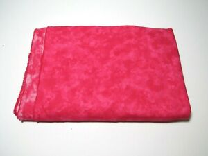 Cotton Sewing Fabric Moda Pink Marble Tie Dye Fashion Quilt Crafts Print 3 yds