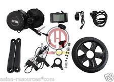 36V 250W 68mm BB 8Fun Bafang Mid Drive Motor Ebike Conversion Kit BBS01