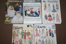 Doll Clothes Sewing Patterns & Fashion Doll Ensemble book
