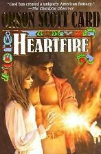Heartfire (The Tales of Alvin Marker V), Card, Orson Scott, Good Condition, Book
