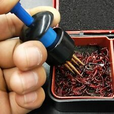 Red Worm Bait Machine Linked To Red Worms Web Clip Live Bait Bundled Fishing