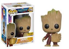 Funko! POP!: Baby Groot w/ Shield Guardians of the Galaxy Vol. 2 #208