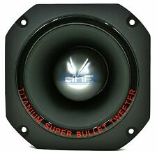 DNF Titanium Super Horn Bullet Tweeter 1500 Watts - SAME DAY PRIORITY SHIPPING!