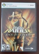 Lara Croft: Tomb Raider Anniversary Jewel Case (PC, 2010)