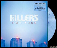 KILLERS Hot Fuss LP on SKY BLUE MARBLE VINYL New SEALED Colored /3000