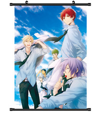 4039 Anime Kuroko no Basket Kiseki no Sedai wall Poster Scroll