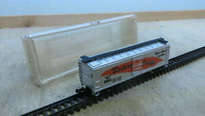 Model Power N Freight Car Western Pacific Boxed Rarely