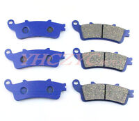 Front & Rear Brake Pads For HONDA CB1100 2000-2004 CBR1100XX 1997-2008