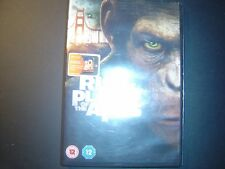 THE RISE OF THE PLANET OF THE APES DVD