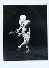 "1950's Colgate football player 8"" x 10"" team issued press photo - John Call"
