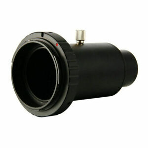 Astronomical Telescope 1.25'' Interface Mount to SLR Camera Photography Adapter