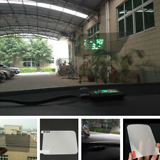 Auto Car Windshield Reflective Film For Head Up Display HUD Transparent Clear