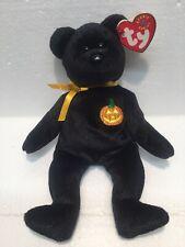 Ty Beanie Baby HAUNT Bear 2000