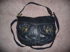 Fossil Black Handbag