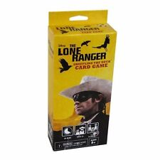 The Lone Ranger Shuffling The Deck Card Game 8+ 2-4 Players WizKids NEW Sealed