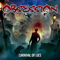 Obsession - Carnival of Lies [New CD]