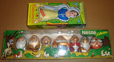 DISNEY BIANCANEVE E I 7 NANI/SNOW WHITE AND 7 DWARFS NESTLE CHOCOLATE FIGURE '95
