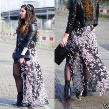 Zara Casual Long Sleeve Floral Dresses for Women