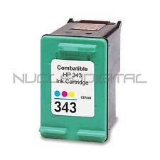 HP343 343 COLOR XL COMPATIBLE PARA USAR EN HP DESKJET 3200 460 C CB 460WBT 5700