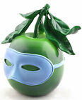 Rene Magritte Souvenir de Voyage Masquerade Mask Resin Sculpture