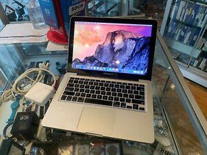 APPLE MACBOOK PRO (MD101LL/A) 13.3 / MID 2012 / 500GB HDD / 6 GB RAM - CORE I5
