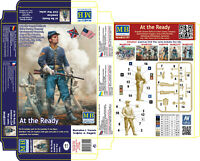 Master Box — At the Ready — Plastic model kit 1:35 Scale #35197