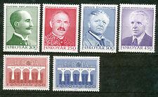 Faeröer  97 - 102 postfris