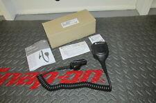 MOTOROLA REMOTE SPEAKER MICROPHONE NEW IN BOX 3.5MM EARJACK XTS, MTS, MT,HT, PR