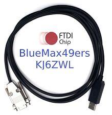 FTDI USB CAT Programming Cable Kenwood TS-870 TS-870S DB-9F