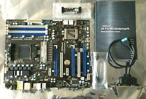 ASROCK 970 Extreme4 SOCKET AM3 / AM3+ MOTHERBOARD
