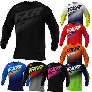 FXR Racing Clutch Jersey M, L, XL, XXL