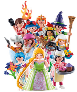 PMW Playmobil 70026 1X FIGURES SERIE 15 CHICAS GIRLS 100% NUEVA NEW Envío Rápido