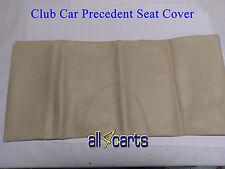 SET OF Club Car Precedent Seat Covers | Beige | Buff | Tan | Golf Cart 2004 Up