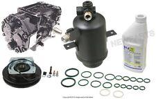NEW Mercedes W123 280E 280CE 77-81 PREMIUM Complete A/C Compressor Reapir KIT